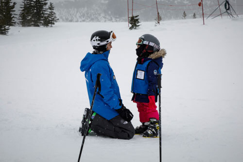Kids Recreation, Childcare and Youth Ski Instruction